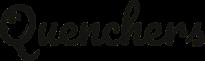 Quenchers black logo