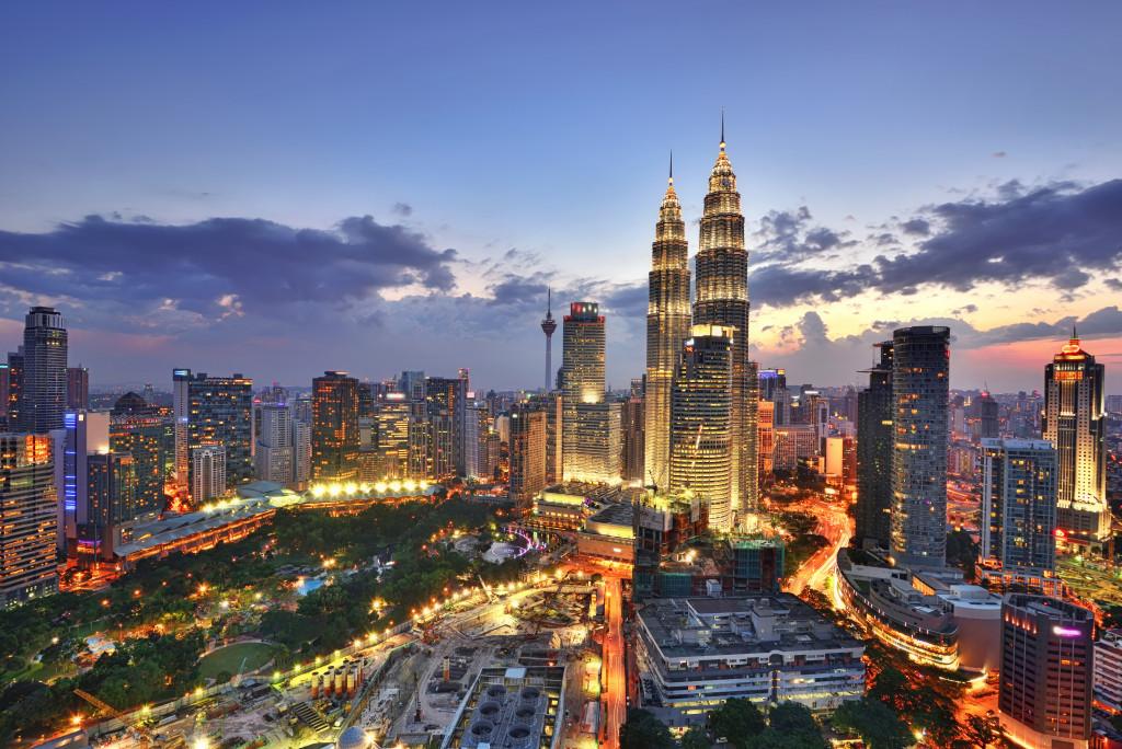Malaysian city